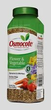 OSMOCOTE Fertilizer Plant Food Granules For Flowers Vegetables 2 lb 277260 NEW!!