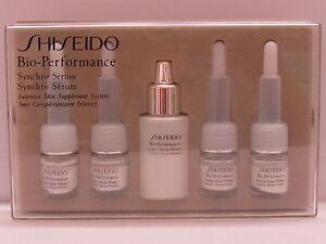 Shiseido Bio Performance Synchro Serum Intensive Skin Supplement System Set
