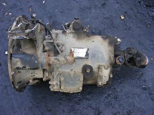 SPICER T5 V 2262 GEARBOX