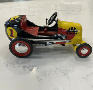 MAC TOOLS PEDAL CAR RACER CROWN PREMIUMS PEDAL CAR BANK#901 Of 2,500
