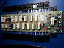 BA 1200W AB Class power amplifier PA D.I.Y