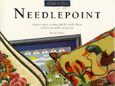 Simple to Sew Needlepoint Book - Hilary More