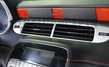 2010-2015 Camaro Carbon Fiber Interior Racing Stipes Decal kit - Chevy cover