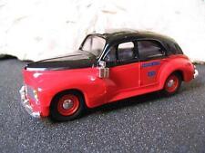 ELIGOR 1:43 AUTO DIE CAST PEUGEOT 203 TAXI 1954 ROSSO       1191