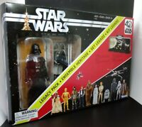 Star Wars 40th Anniversary Legacy Pack Includes Darth Vader Action Figure #2
