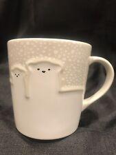 Starbucks- 2016 Polar Bear 12 Oz. Ceramic Cup/ Mug