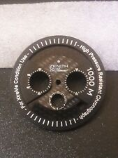 Zenith HIGH PRESSURE RESISTANT Chrono XtreMe Mens Wristwatch Dial:35mm