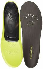 New Superfeet CARBON Full Length Insoles Sizes C, D & F.