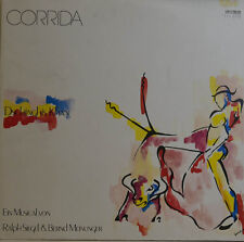 "Corrida - Dschinghis Khan - A Musical by siegel& meinunger 12 "" LP (W 804)"