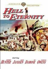 Hell to Eternity DVD Full Frame Subtitled Amaray Case