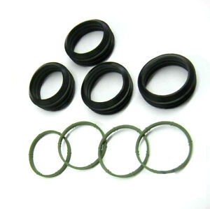 Fit For VW GOLF MK4 AUDI A3 SEAT 1.6 Inlet Manifold Gasket Seal Kit 06A133227D
