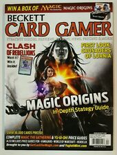 Beckett Card Gamer Magic Origins Strategy Guide WoW Fall 2015 FREE SHIPPING JB