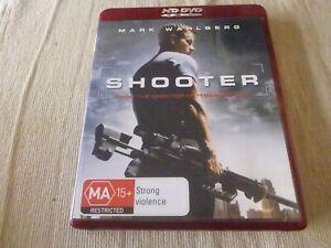 Shooter HD DVD Region Free Mark Wahlberg, Michael Peña