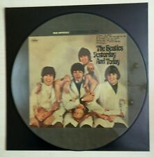 THE BEATLES - YESTERDAY AND TODAY- LP. PICTURE DISC, EXTREMELY RARE. 1980. USA.