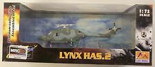 Easy Model MRC 1/72  LYNX HAS.2 French Navy Built Up Helicopter 37091