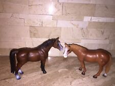 SCHLEICH HORSE FIGURE SET OF TWO