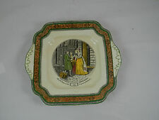 """Adam Cake Serving Plate Cries of London Sweet China Oranges 10"""" Across"""