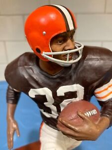 Danbury Mint  -  Cleveland Browns Jim Brown