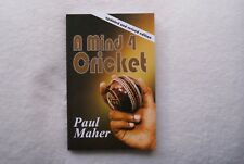 A Mind 4 Cricket by Paul Maher (Paperback, 2011)