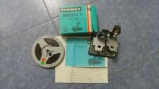 HANIMEX-(SUPER 8 , REGULAR 8 y 16 MM-RETRO  VINTAGE+REGALO  PELÍCULA 60 MTS