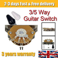 More details for oak grigsby switch for telecaster/stratocaster guitars 3/5 position