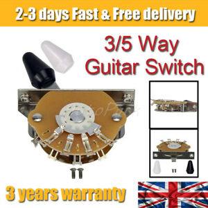 Oak Grigsby Switch for Telecaster/Stratocaster Guitars 3/5 position