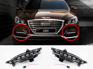 Genuine OEM Fog Light LED Lamp Wire Set (Fits: HYUNDAI Genesis 2017+ G80)