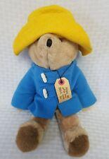 """Paddington Bear Plush by Eden 14"""" Vintage Collectible Rare"""