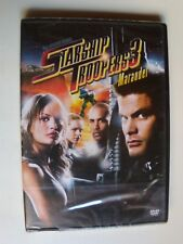 STARSHIP TROOPERS 3 - MARAUDER - de PAUL VERHOEVEN - DVD 2008 - SONY 739129