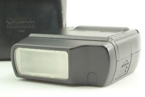 [ Exc+5 w/ Case ] Fuji Fujifilm Strobe GA Shoe Mount Flash for GA645 from JAPAN