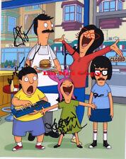 Bob's Burgers cast autographed 8x10 photo RP