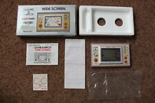 BOXED NINTENDO GAME & WATCH SNOOPY TENNIS SP-30 1982 GREAT CONDITION