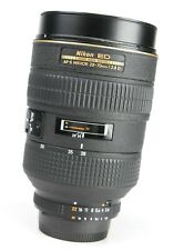 Nikon AF-S 28-70mm F2.8  D SWM Manual Focus Only  Lens with Rear Cap -