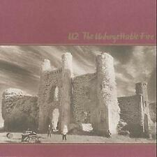 U2 : The Unforgettable Fire CD (2001)