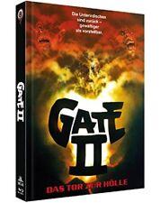 Mediabook Gate 2 II - The Underground - Das Tor Zur Hölle Limited Blu-Ray DVD