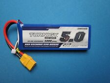 TURNIGY 5000mAh 2S 7.4V 20C 30C LIPO BATTERY XT90 CAR TRUCK HELI PLANE QUAD RC