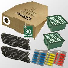 64 tlg Sparset passend für Vorwerk Kobold VK 130 131 Staubtüten Filter Duft
