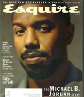 MICHAEL P JORDAN Esquire Magazine Winter 2020 MEGASTAR