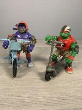 2003 EXTREME SPORTS TMNT Teenage Mutant Ninja Turtles Playmates Raph Leo