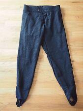 Vintage Raven SKI WEAR Reversible stretch stirrup stretch Pants Women's 12