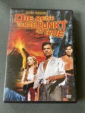 Die Reise zum Mittelpunkt der Erde - DVD - Neuwertig -