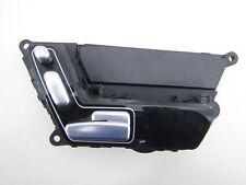 MERCEDES W221 S320 Switch Seat Adjustment schaltblock Li hintren a2218706651