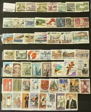 Finland Lot of Over 205 Cancelled Stamps Hinged #10745