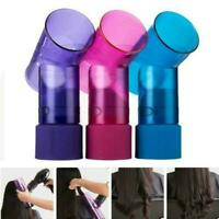 Hair Dryer Attachment Diffuser Wind Spin Roller Fast And Use Easy W3D8