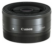 Canon Ef-m 22mm F2 STM Lens for EOS M