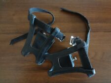 HTI - T118 Mountain Bike Toe Clips & Pedal Straps HSING TA Bycicle Accessories