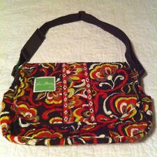 NWT Vera Bradley Puccini Messenger Bag Laptop Case
