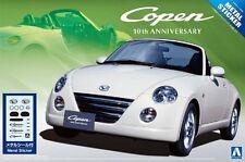 1/24 Daihatsu Copen 10th Anniversary Edition  Plastic Model Kit