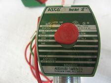 ASCO 8262G202 VALVE