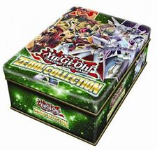 2013 Yugioh Trading Card Game Premium Zexal Collection Tin SEALED IN HAND!!